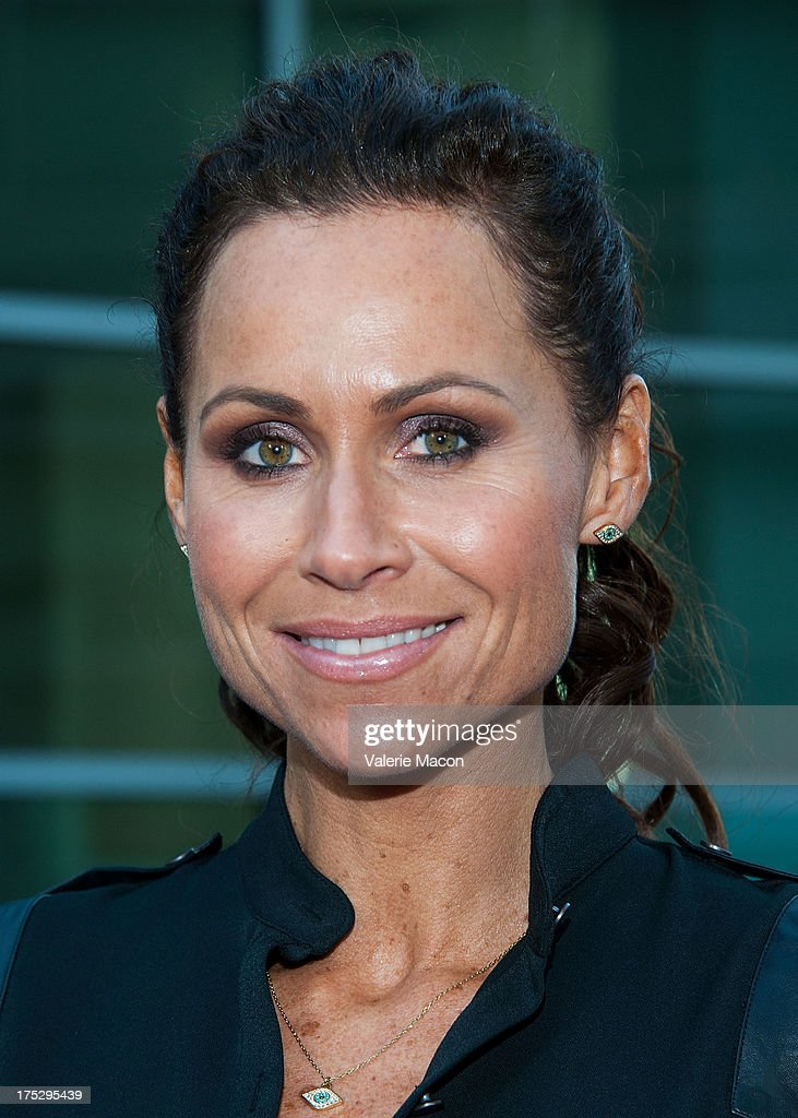 Actress/singer <a gi-track='captionPersonalityLinkClicked' href=/galleries/search?phrase=Minnie+Driver&family=editorial&specificpeople=201884 ng-click='$event.stopPropagation()'>Minnie Driver</a> arrives at the Screening Of Magnolia Pictures' 'I Give It A Year' at ArcLight Hollywood on August 1, 2013 in Hollywood, California.