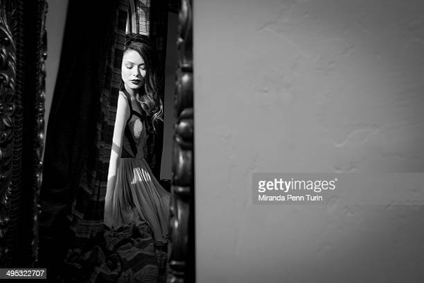 Actress/singer Miranda Cosgrove is photographed for Spirit and Flesh Magazine on November 19 2013 in Los Angeles California PUBLISHED IMAGE ON...