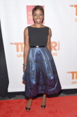 Actress/singer Montego Glover attends 2014 'TrevorLIVE NY' Benefit at Marriott Marquis Hotel on June 16 2014 in New York City