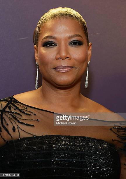 Actress/singer Queen Latifah attends the 43rd AFI Life Achievement Award Gala honoring Steve Martin at Dolby Theatre on June 4 2015 in Hollywood...