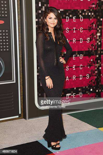 Actress/singer Selena Gomez attends the 2015 MTV Video Music Awards at Microsoft Theater on August 30 2015 in Los Angeles California