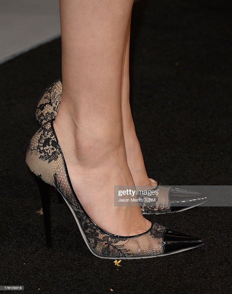 Actress/singer Selena Gomez attends the premiere of 'Getaway' presented by Warner Bros Pictures at Regency Village Theatre on August 26 2013 in...