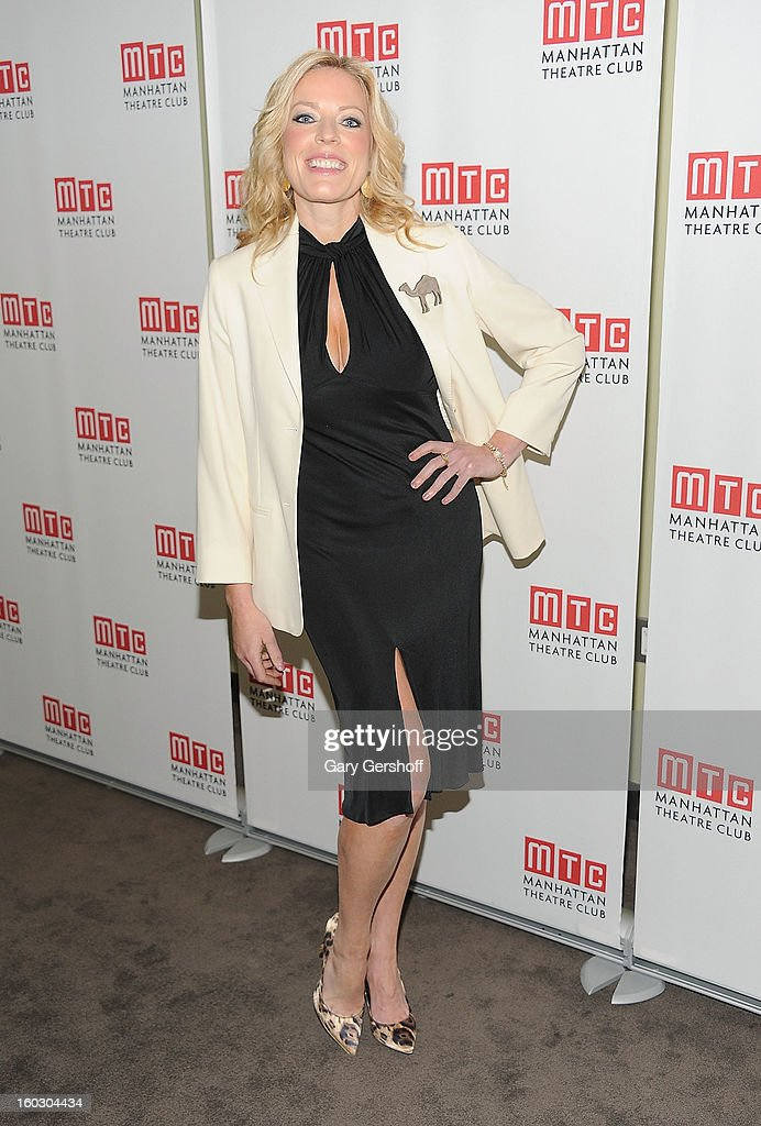 Actress/singer Sherie Rene Scott attends the 2012 Manhattan Theatre Club Benefit: An Intimate Night at Jazz at Lincoln Center on January 28, 2013 in New York City.