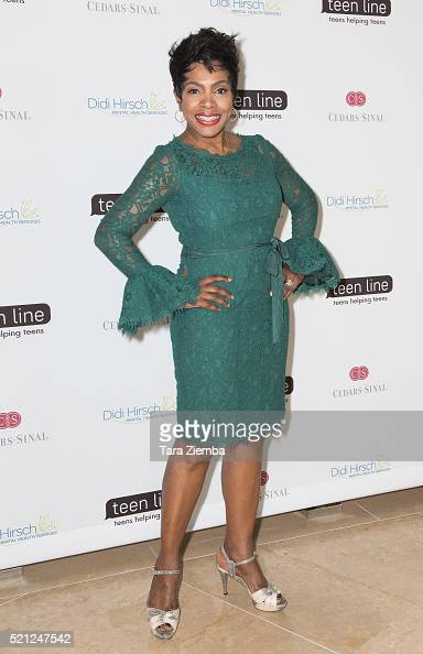 Actress/Singer Sheryl Lee Ralph attends the Teen Line Food For Thought at The Beverly Hilton Hotel on April 14 2016 in Beverly Hills California