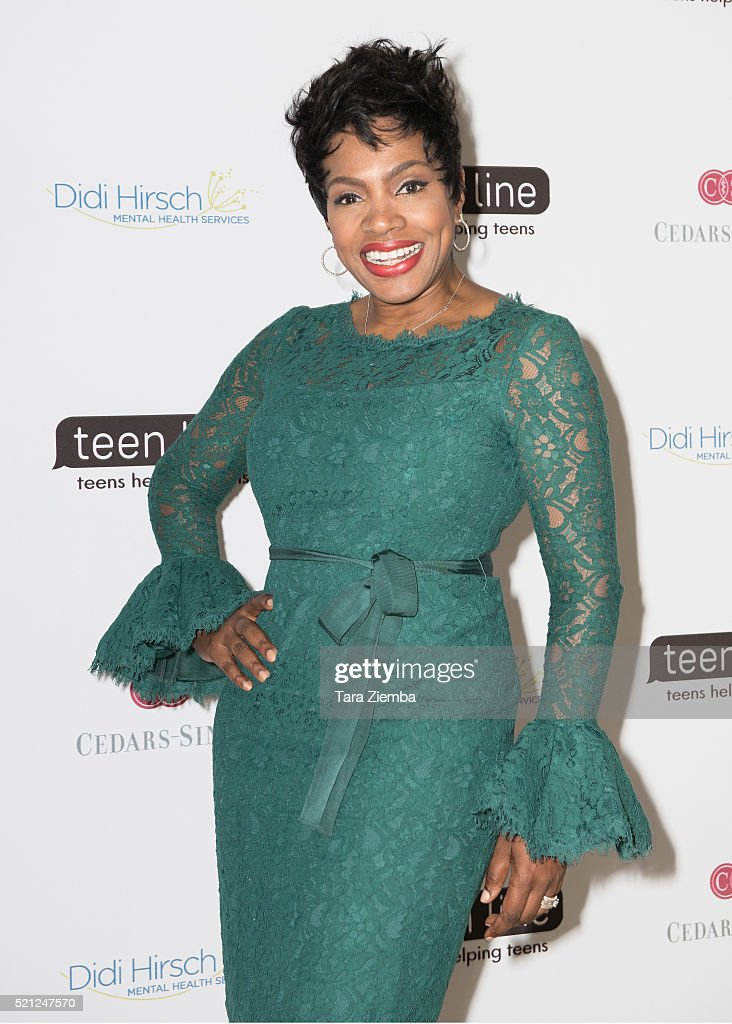 Actress/Singer Sheryl Lee Ralph attends the Teen Line Food For Thought Luncheon at The Beverly Hilton Hotel on April 14 2016 in Beverly Hills...