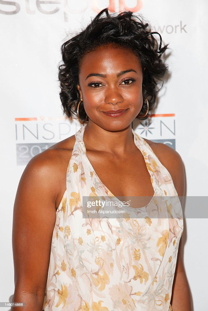 Actress/singer Tatyana Ali attends Step Up Women's Networks' 9th Annual Inspiration Awards at The Beverly Hilton Hotel on June 8, 2012 in Beverly Hills, California.