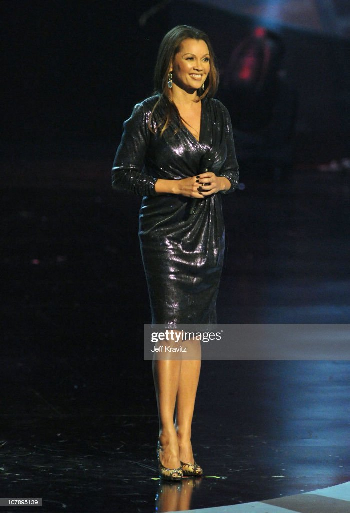 Actress/Singer Vanessa Williams speaks onstage during the 2011 People's Choice Awards at Nokia Theatre L.A. Live on January 5, 2011 in Los Angeles, California.