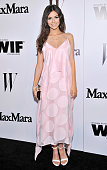 Actress/singer Victoria Justice attends MaxMara And W Magazine Cocktail Party To Honor The Women In Film MaxMara Face Of The Future Rose Byrne at...