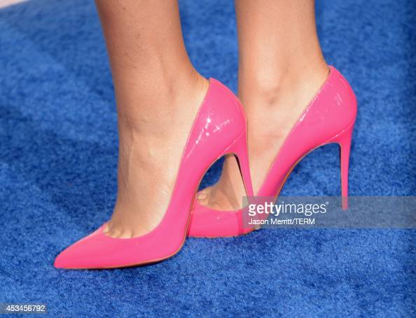 Actress/Singer Zendaya attends FOX's 2014 Teen Choice Awards at The Shrine Auditorium on August 10 2014 in Los Angeles California