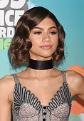 Actress/singer Zendaya attends Nickelodeon's 2016 Kids' Choice Awards at The Forum on March 12 2016 in Inglewood California