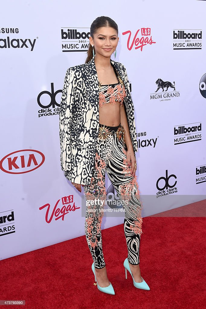 Actresssinger Zendaya attends the 2015 Billboard Music Awards at MGM Grand Garden Arena on May 17 2015 in Las Vegas Nevada