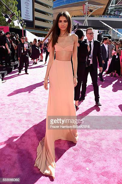 Actress/singer Zendaya attends the 2016 Billboard Music Awards at TMobile Arena on May 22 2016 in Las Vegas Nevada