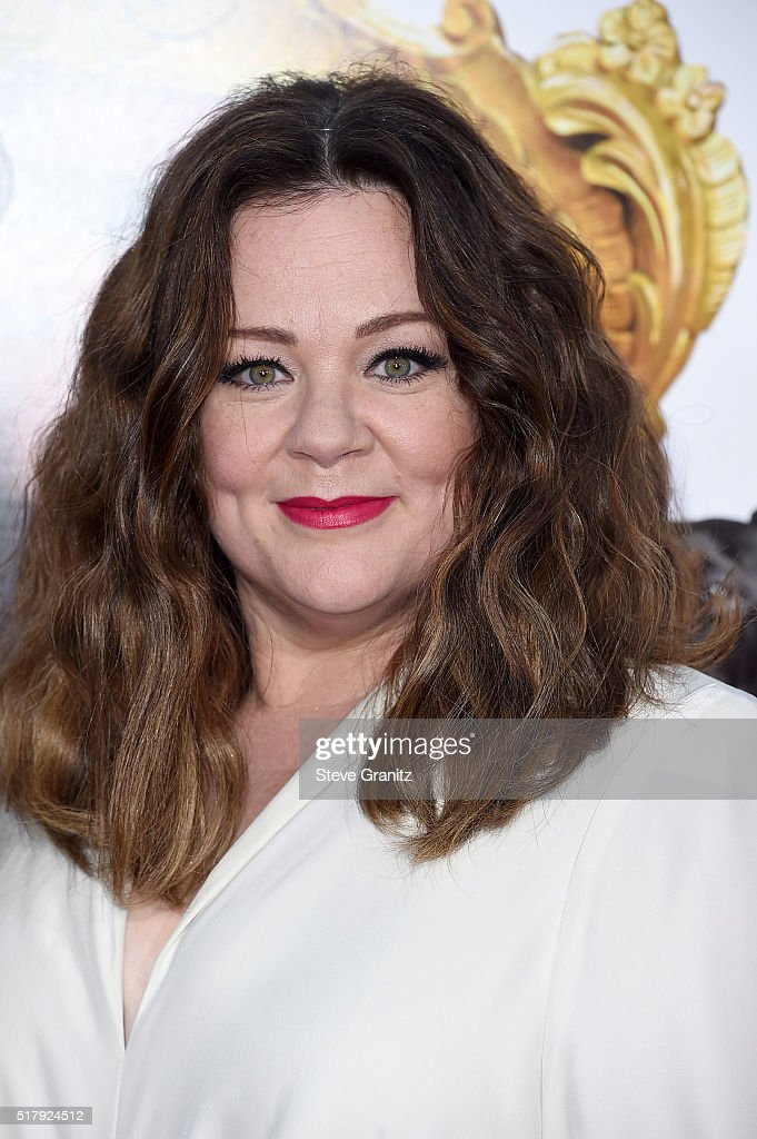 Actress/writer/executive producer Melissa McCarthy attends the premiere of USA Pictures' 'The Boss' at Regency Village Theatre on March 28 2016 in...