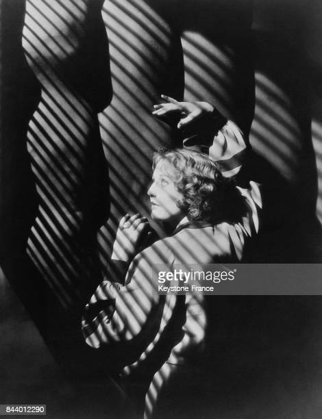 L'actrice américaine Thelma Todd en 1935