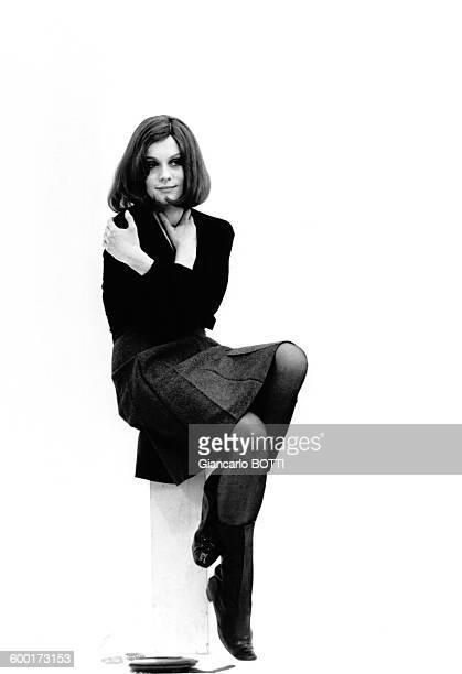 L'actrice Françoise Dorléac en mai 1965