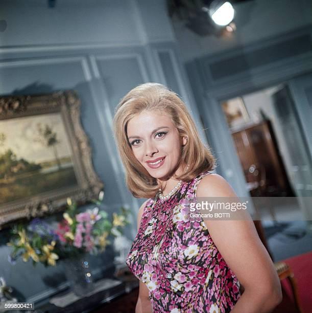 L'actrice Sandra Milo circa 1960 en Italie