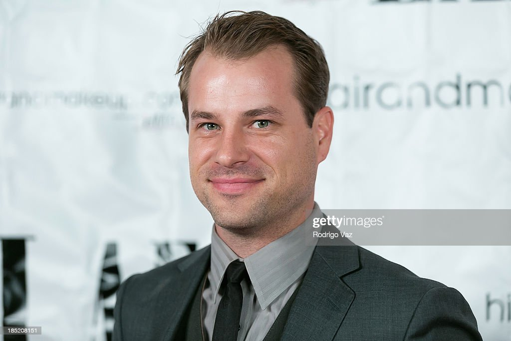 Actro TJ Dalrymple attends the 9th Annual La Femme International Film Festival opening night gala premiere 'Psycho Circus' at The Renberg Theatre on October 17, 2013 in Los Angeles, California.