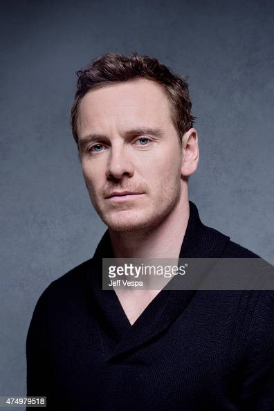 Actror Michael Fassbender is photographed at the Toronto Film Festival on September 07 2013 in Toronto Ontario