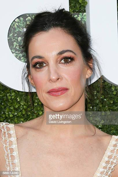 Actrss Lindsay Sloane arrives at the CBS CW Showtime Summer TCA Party at the Pacific Design Center on August 10 2016 in West Hollywood California