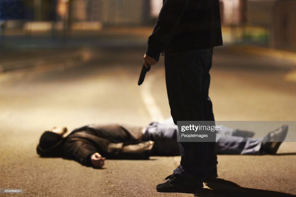 Acts of violence : Stock Photo