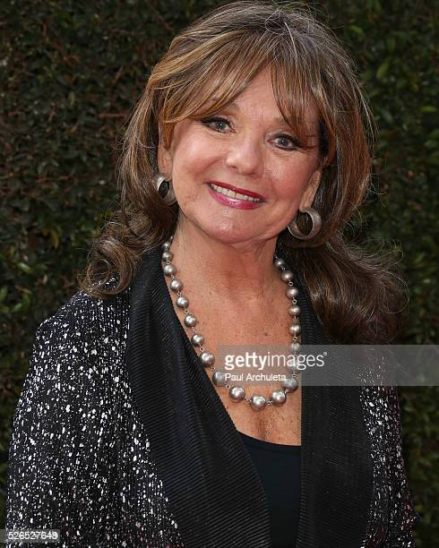 Acttress Dawn Wells attends the 2016 Daytime Creative Arts Emmy Awards at The Westin Bonaventure Hotel on April 29 2016 in Los Angeles California