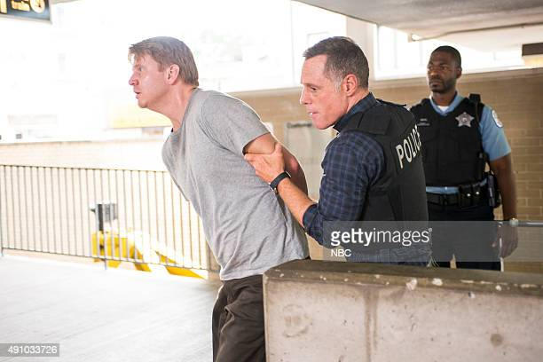 D 'Actual Physical Violence' Episode 303 Pictured Jason Beghe as Hank Voight