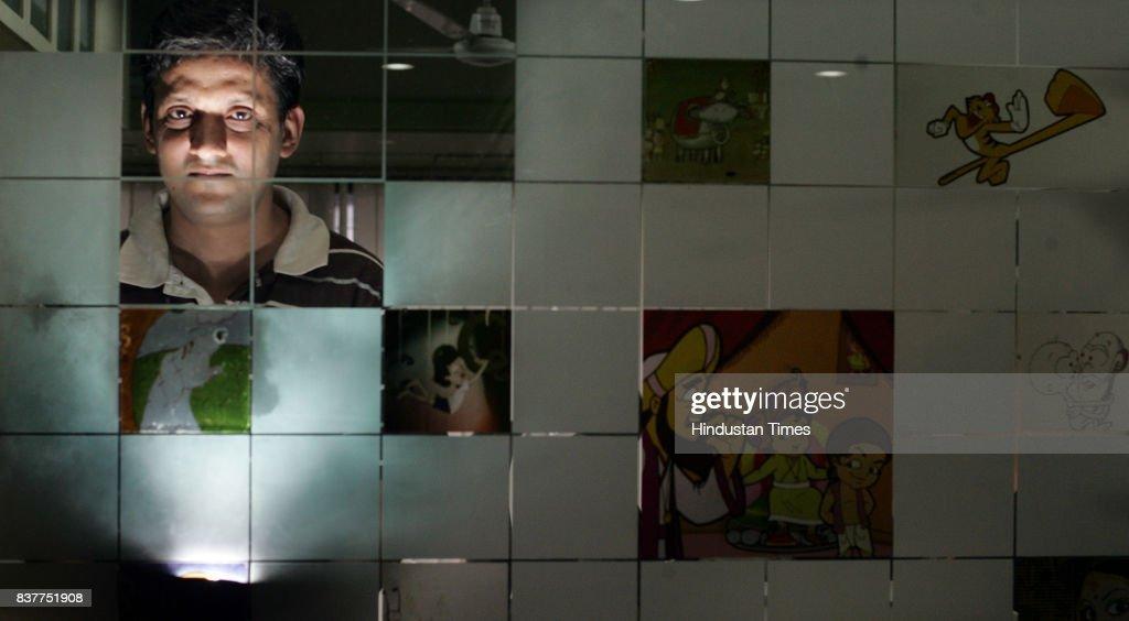 Ad filmmaker Kireet Khurana.
