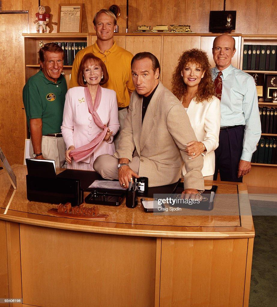 COACH Ad gallery Season Eight 9/13/95 Jerry Van Dyke Katherine Helmond Bill Fagerbakke Craig T Nelson Shelley Fabares Ken Kimmons