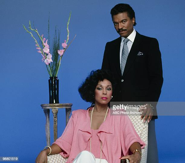 DYNASTY 'Ad Gallery' which aired on September 05 1984 DIAHANN