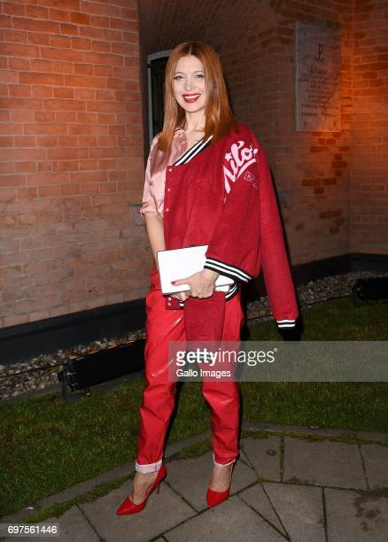 Ada Fijal attends the Forever Young Varilux gala on June 06 2017 at the IMKA Theatre in Warsaw Poland The gala was organized by a producer of Varilux...