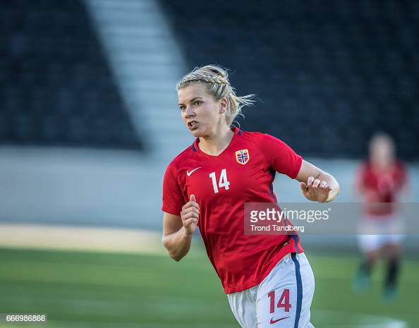Norway Women v Switzerland Women: International Friendly : News Photo