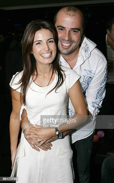 Ada Nicodemou and Chris Xypolitas