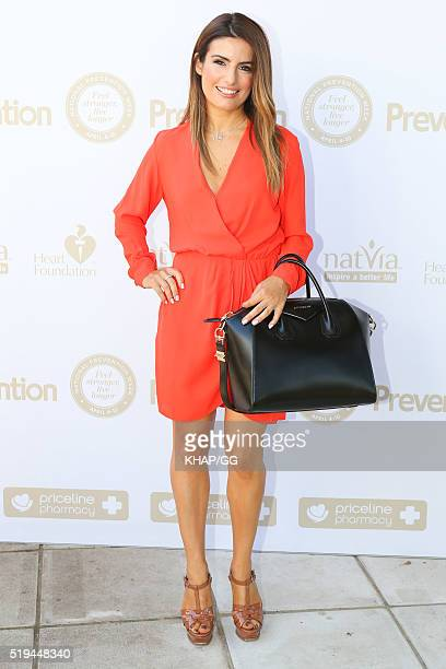 Ada Nicodemou attends National Prevention Week Breakfast held at Catalina Restaurant on April 05 2016 in Sydney Australia
