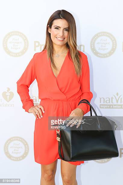 Ada Nicodemou attends National Prevention Week Breakfast held at Catalina Restaurant on April 05 2016 in Sydney Australia