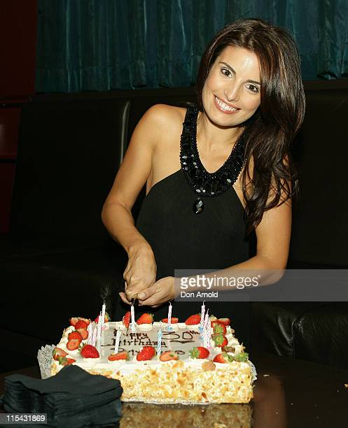 Ada Nicodemou during Ada Nicodemou Surprise Birthday Party May 13 2007 at Sapphire Suite in Sydney Australia