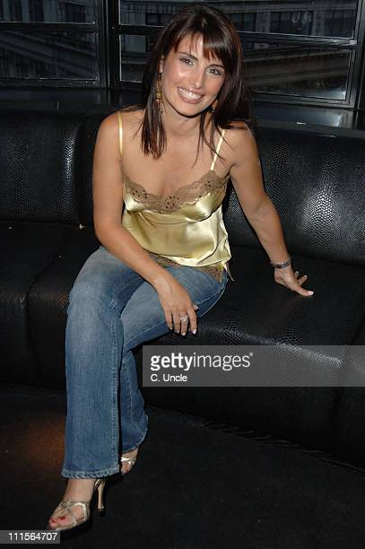 Ada Nicodemou during 'Home Away' Cast Party at The Penthouse in London Great Britain