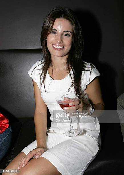 Ada Nicodemou during Sapphire Suite Anniversary Party in Sydney at Sapphire Suite Kings Cross in Sydney Australia