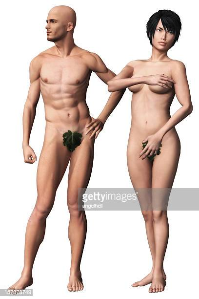 Adam and Eve-Modelle