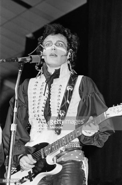 Adam and the Ants in concert in Melbourne Australia September 1981