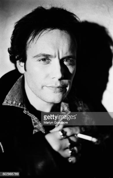 Adam Ant studio portrait London United Kingdom 1992