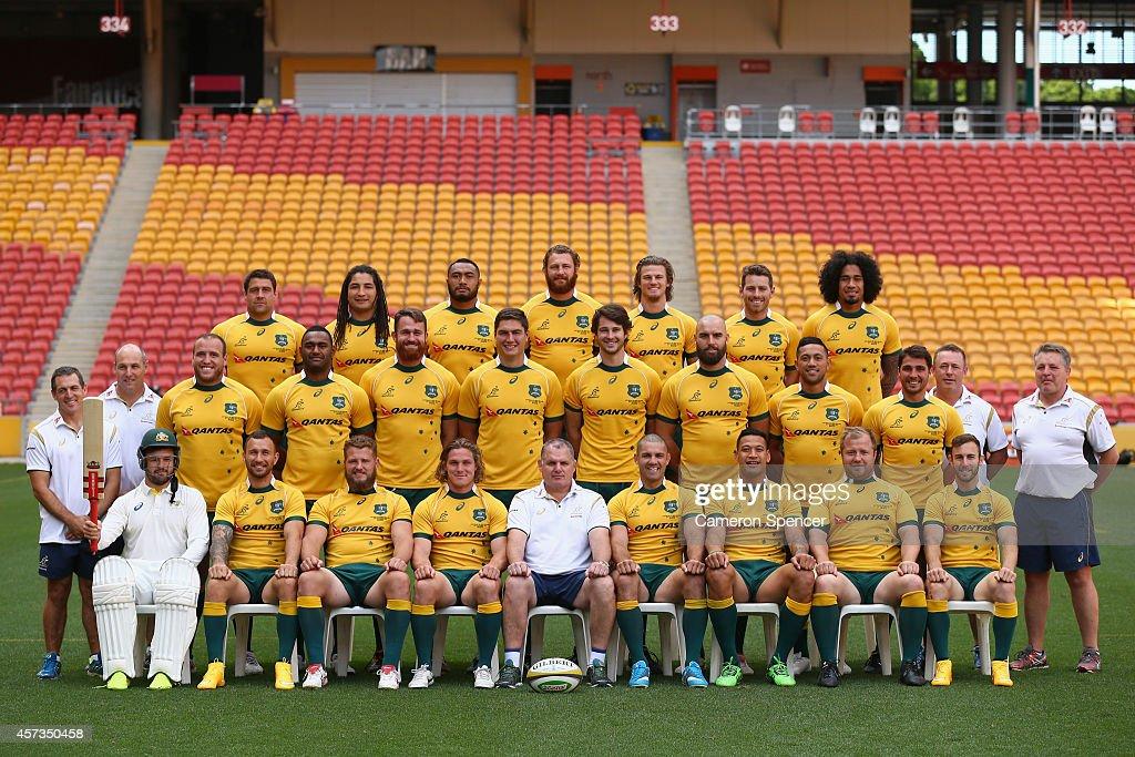 Australia Captain's Run