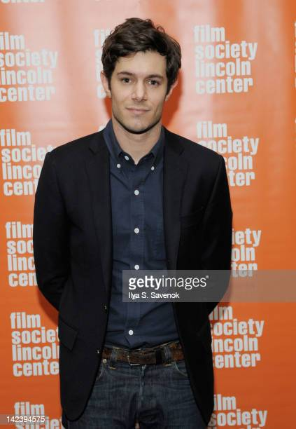 Adam Brody attends the 'Damsels in Distress' screening at The Film Society of Lincoln Center on April 3 2012 in New York City