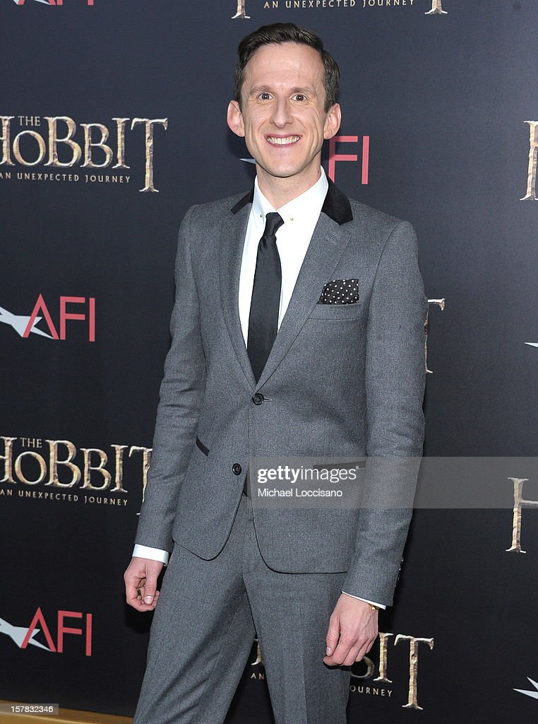 Adam Brown attends 'The Hobbit: An Unexpected Journey' New York Premiere Benefiting AFI at Ziegfeld Theater on December 6, 2012 in New York City.