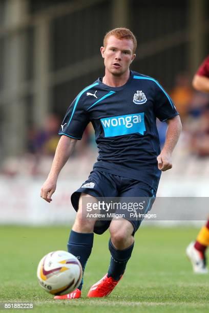 Adam Campbell Newcastle United