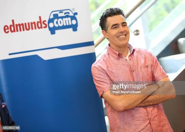 Adam Carolla kicks off inaugural Car Week event in Van Nuys California on June 9 2014