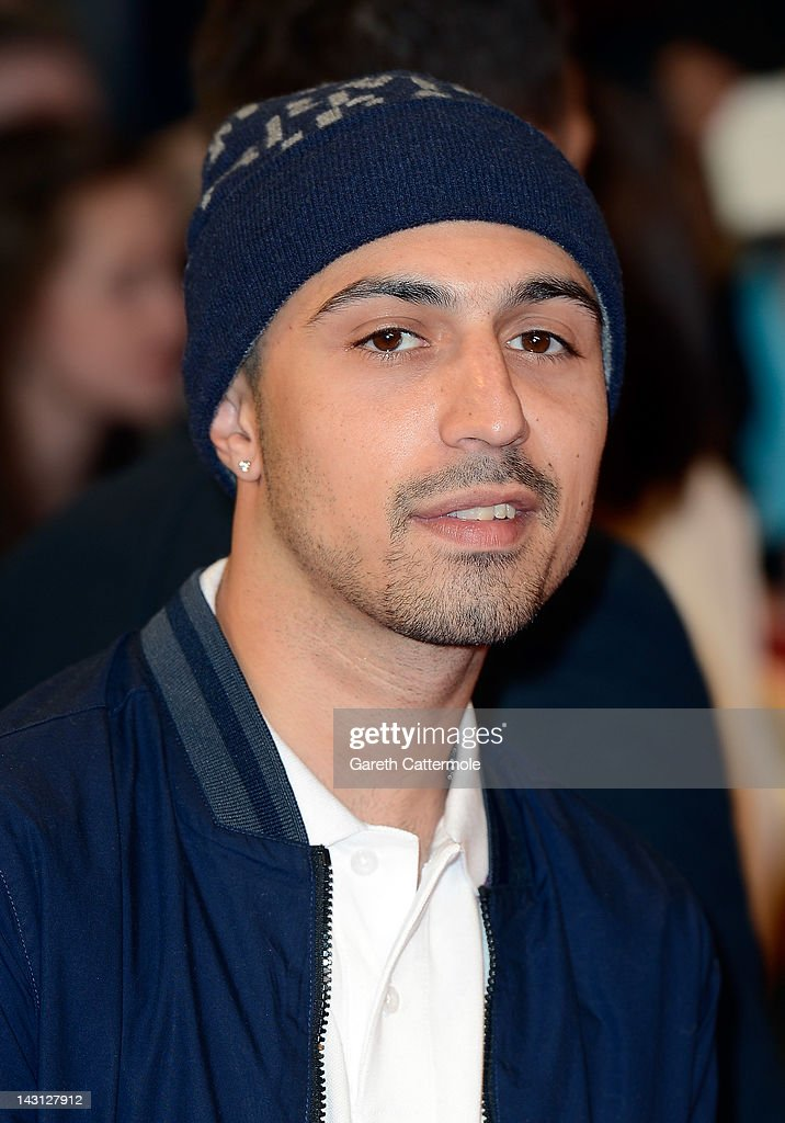 Adam Deacon attends Marvel Avengers Assemble European Premiere at Vue Westfield on April 19, 2012 in London, England. on April 19, 2012 in London, England.