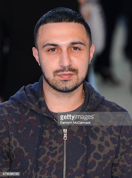 Adam Deacon attends the European Premiere of 'Magic Mike XXL' at Vue West End on June 30 2015 in London England