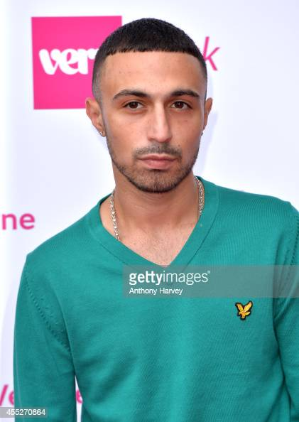 Adam Deacon attends the Fearne Cotton for Verycouk Fashion show at One Marylebone on September 11 2014 in London England