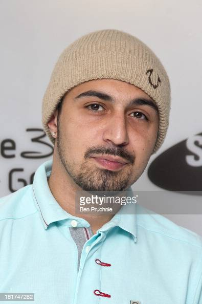Adam Deacon attends the launch of Samsung's Galaxy Gear and Galaxy Note 3 at ME Hotel on September 24 2013 in London England