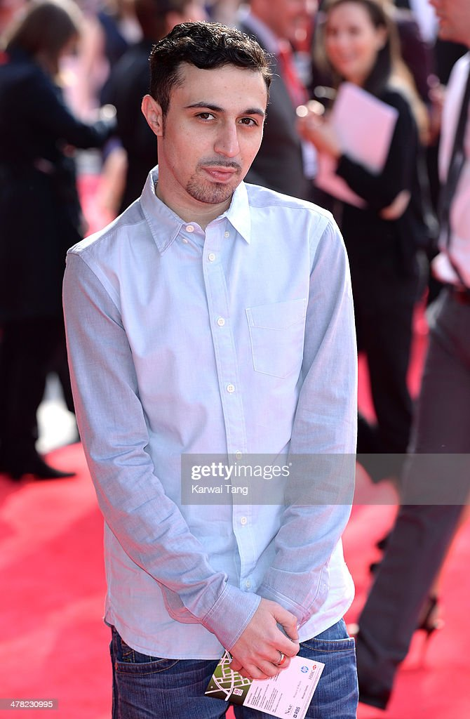 Adam Deacon attends the Prince's Trust & Samsung Celebrate Success awards at Odeon Leicester Square on March 12, 2014 in London, England.
